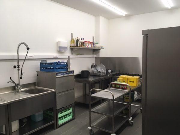 Led TL armatuur keuken