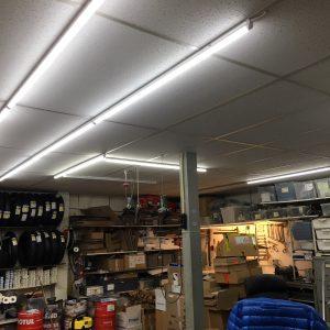 magazijn Led verlichting