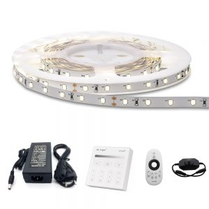 Complete set Led strip neutraal-wit