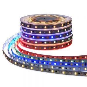 Complete set RGBWW Led strip